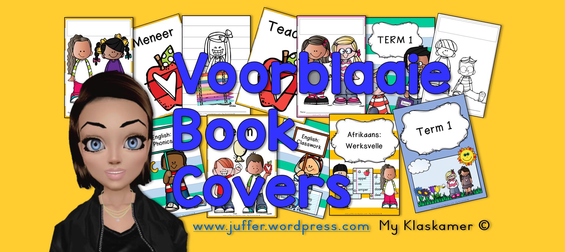 Book Covers Voorblaaie