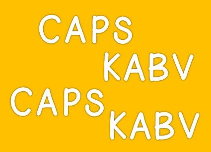 CAPS KABV