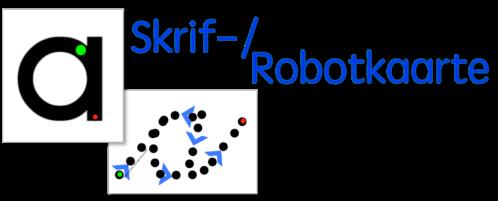 jufferrobotkaart
