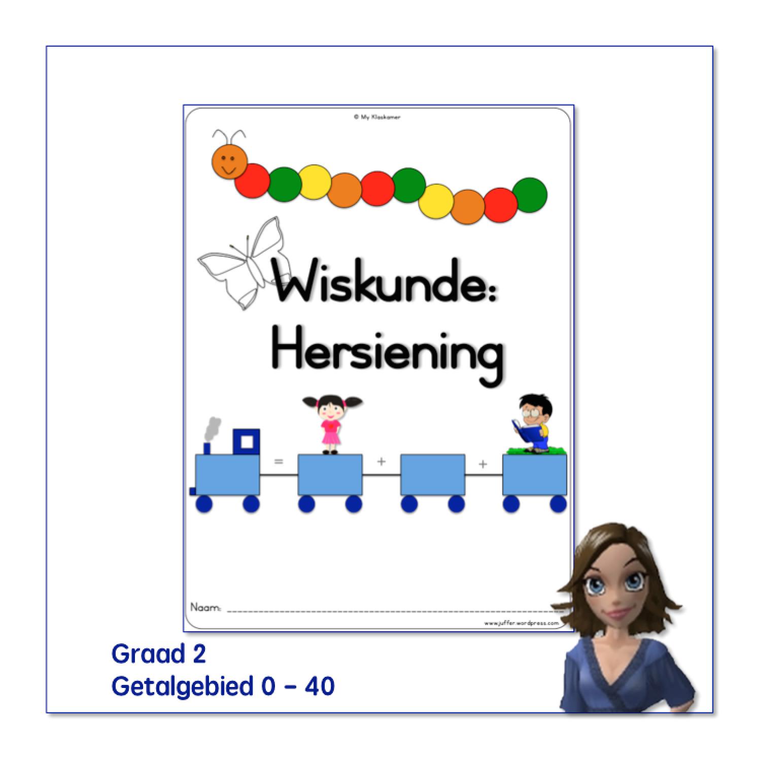 Wiskunde Huiswerk on Lopende Skrif