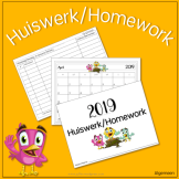 huiswerk:homework
