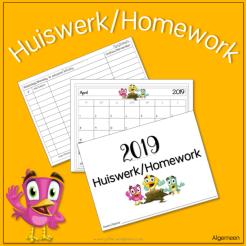 huiswerk:homework