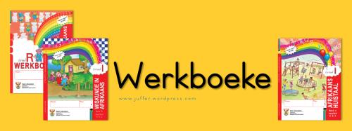 Werkboeke 2020 2